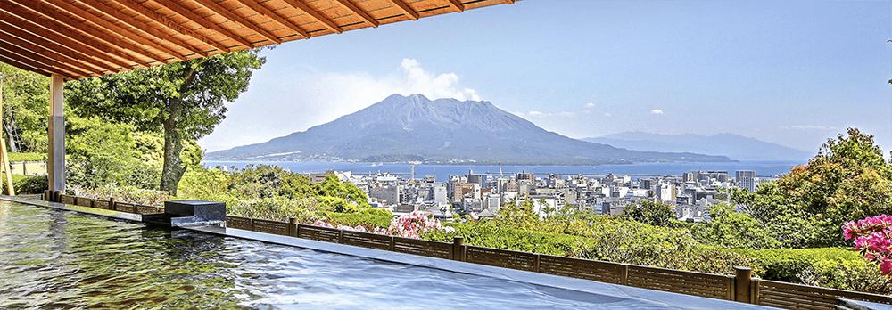 城山ホテル 鹿児島