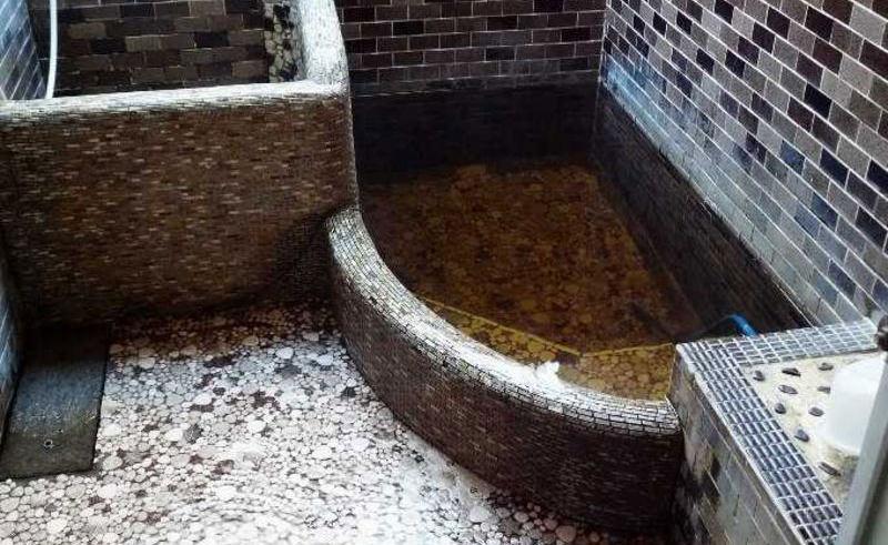 天然温泉湯乃山 鹿児島