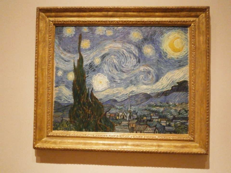 フィンセント・ファン・ゴッホ The Starry Night
