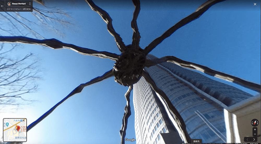 六本木ヒルズ 蜘蛛 ママン ルイーズ・ブルジョワ