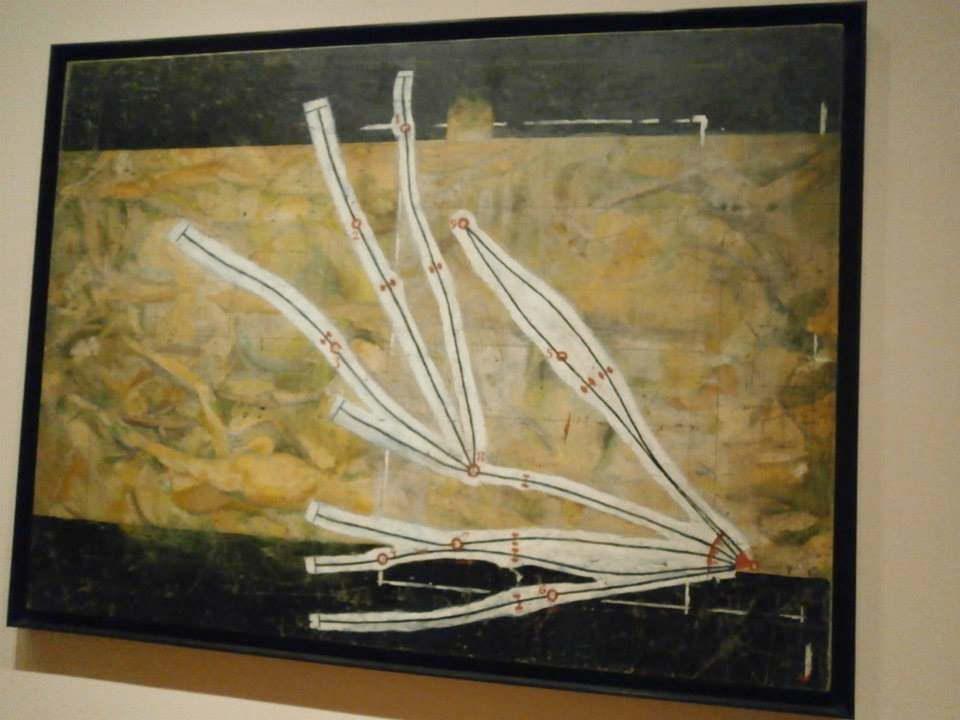 マルセル・デュシャン Marcel Duchamp Network of Stoppages