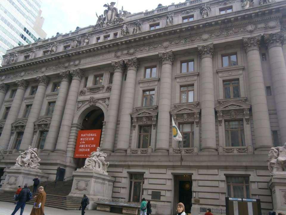 国立アメリカン・インディアン美術館